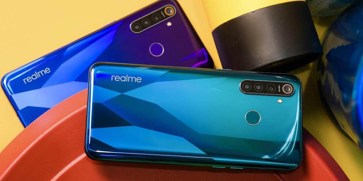 realme ventas oppo mercado móviles españa