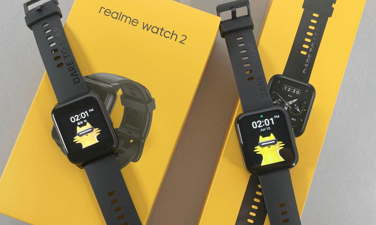realme watch 2 lanzamiento global precio