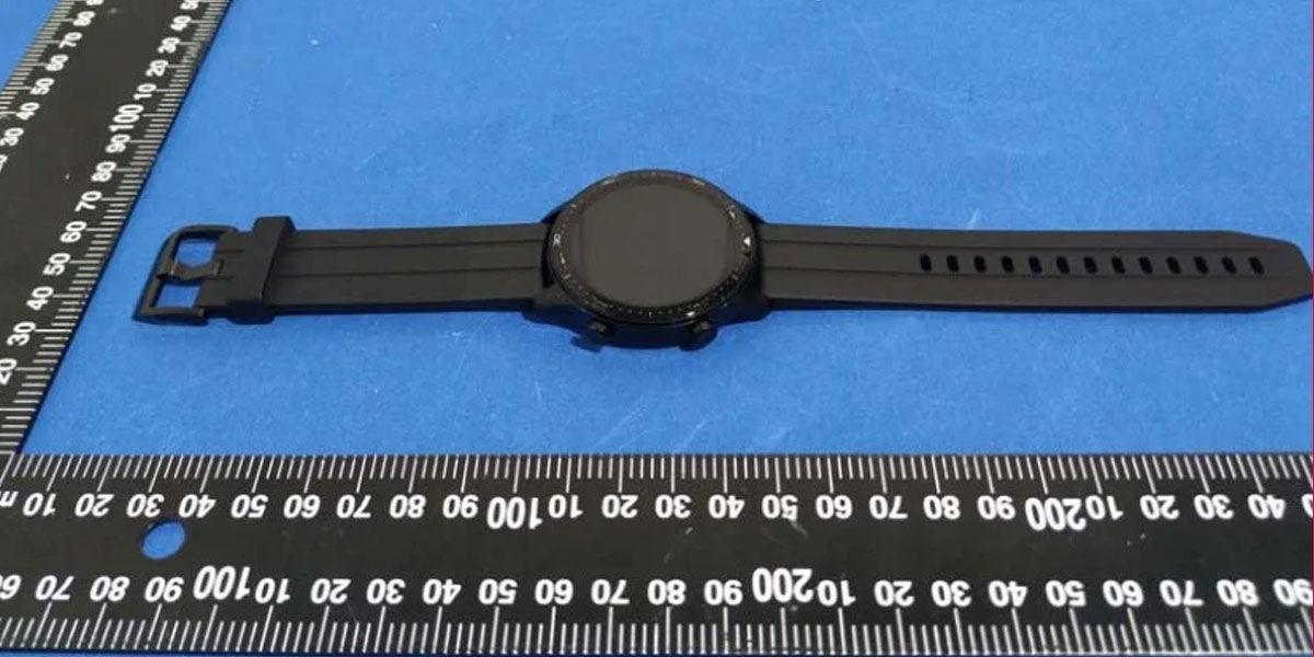 realme watch s pro diseño filtrado