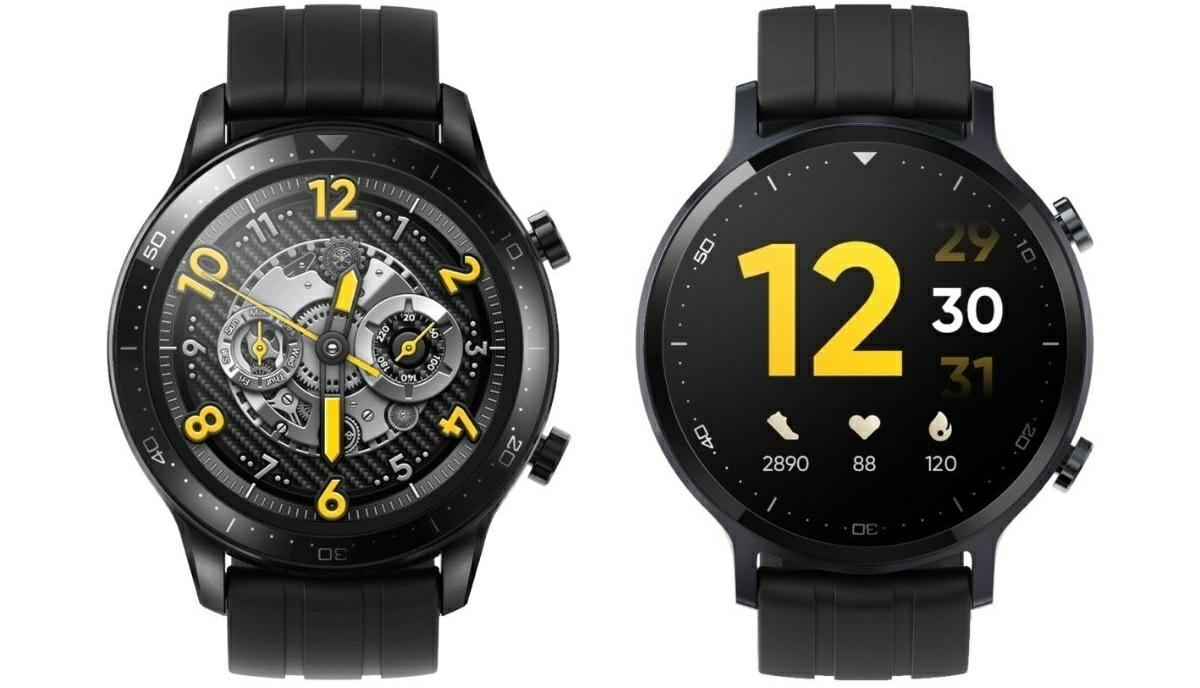 realme watch s pro diseno
