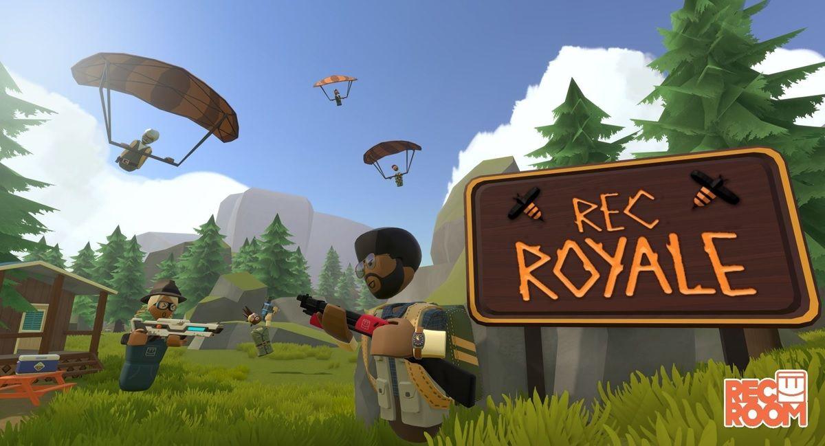 rec royale juego de rec room