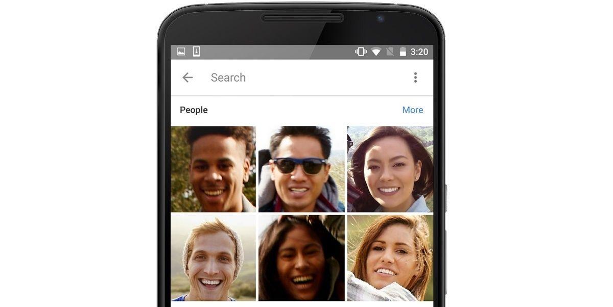 reconocimiento facial google fotos