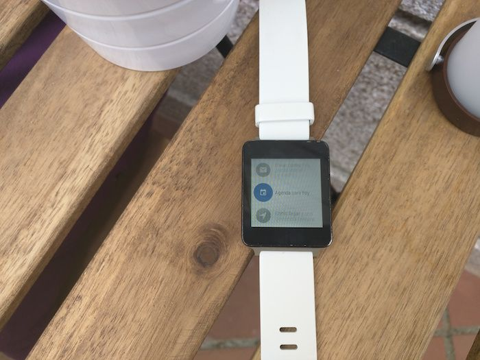 recordatorios notas android wear