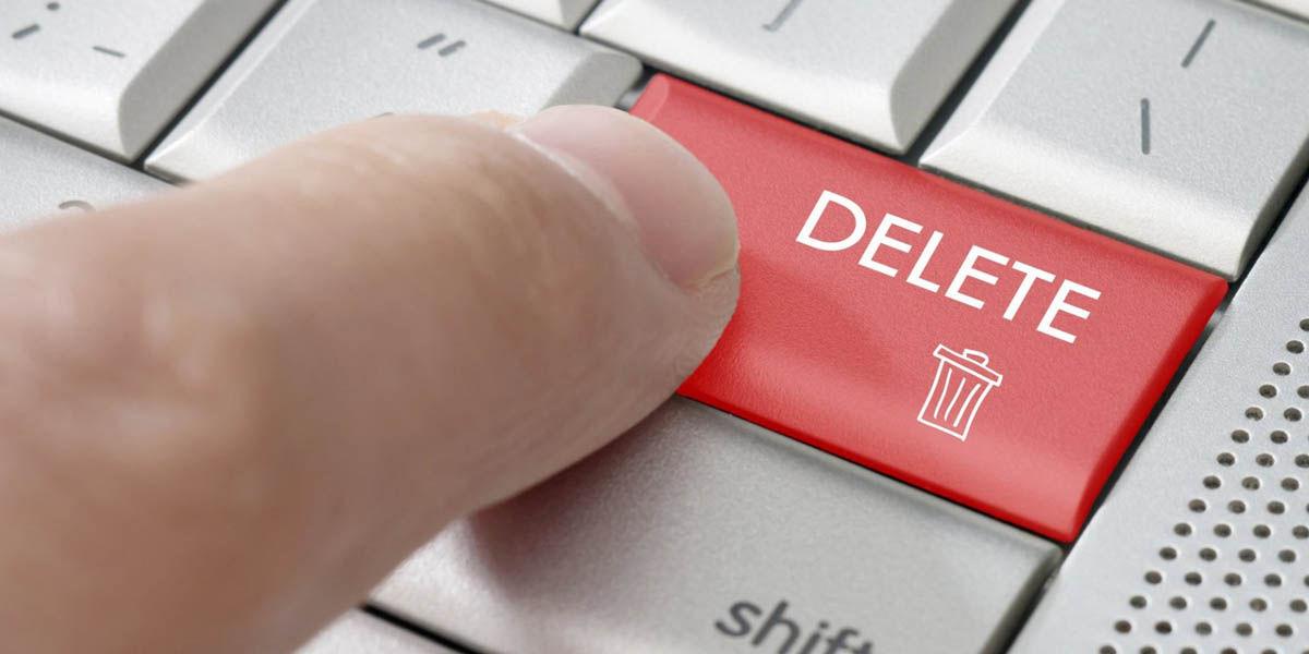 recuperar correo electrónico eliminado movistar