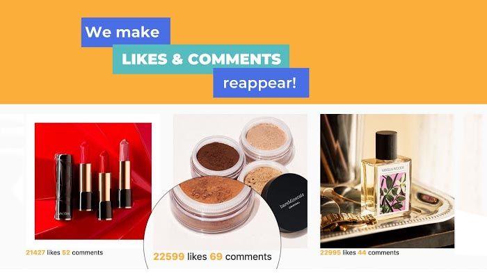 recuperar me gusta comentarios instagram