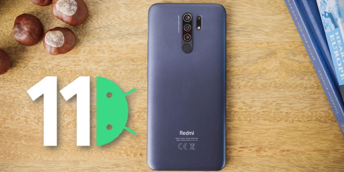 redmi 9 android 11