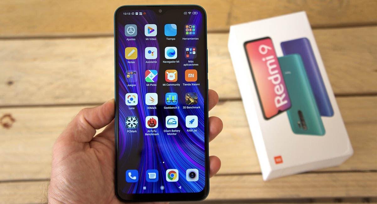 xiaomi redmi 9 el mejor móvil menos 100 euros 2021