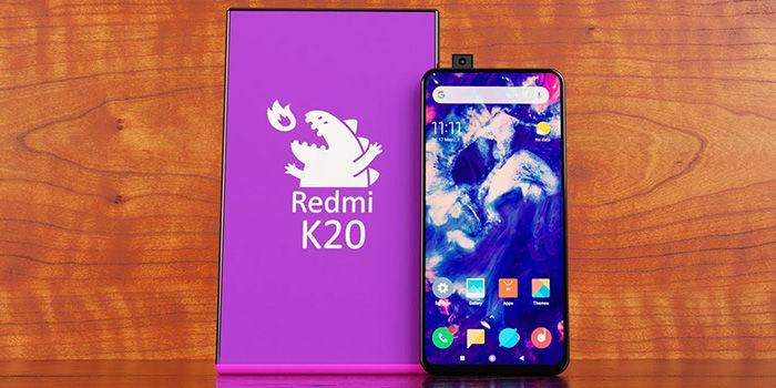 redmi k20 es el pocophone f2