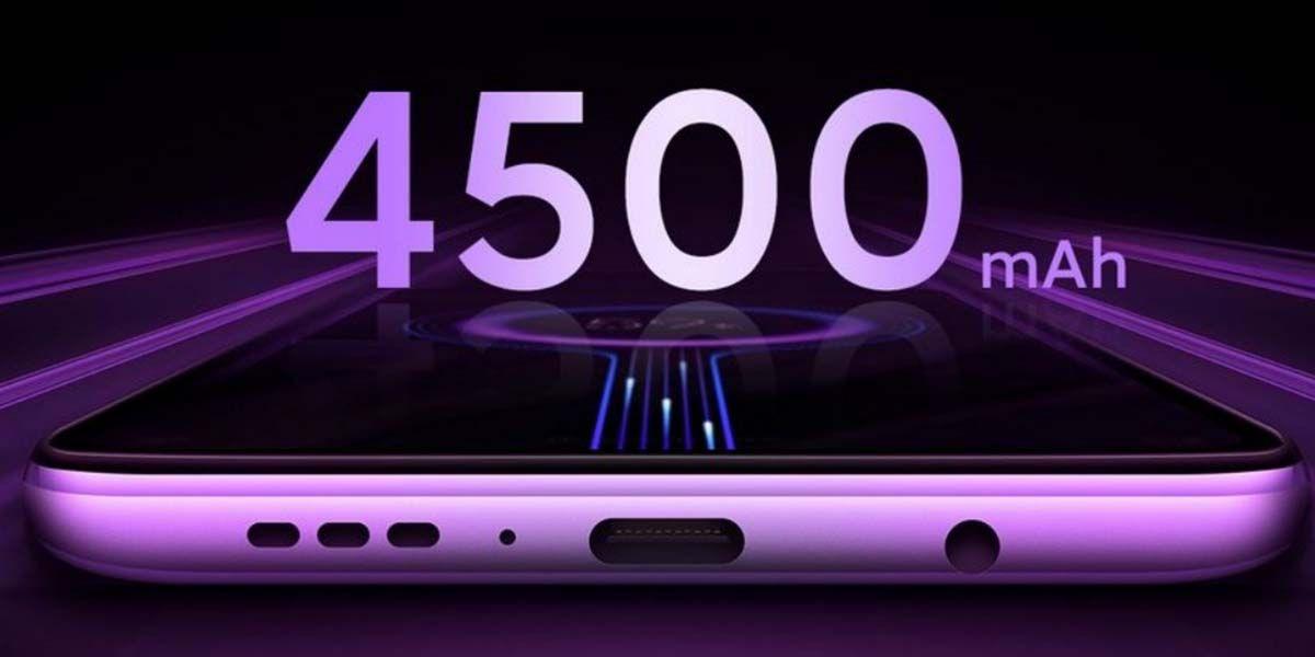 redmi k30 bateria pantalla a 120 hz consumo de energia
