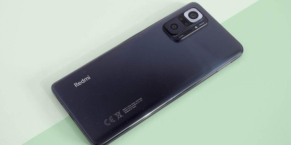 redmi note 10 pro mejor móvil almacenamiento interno para fotos asequible