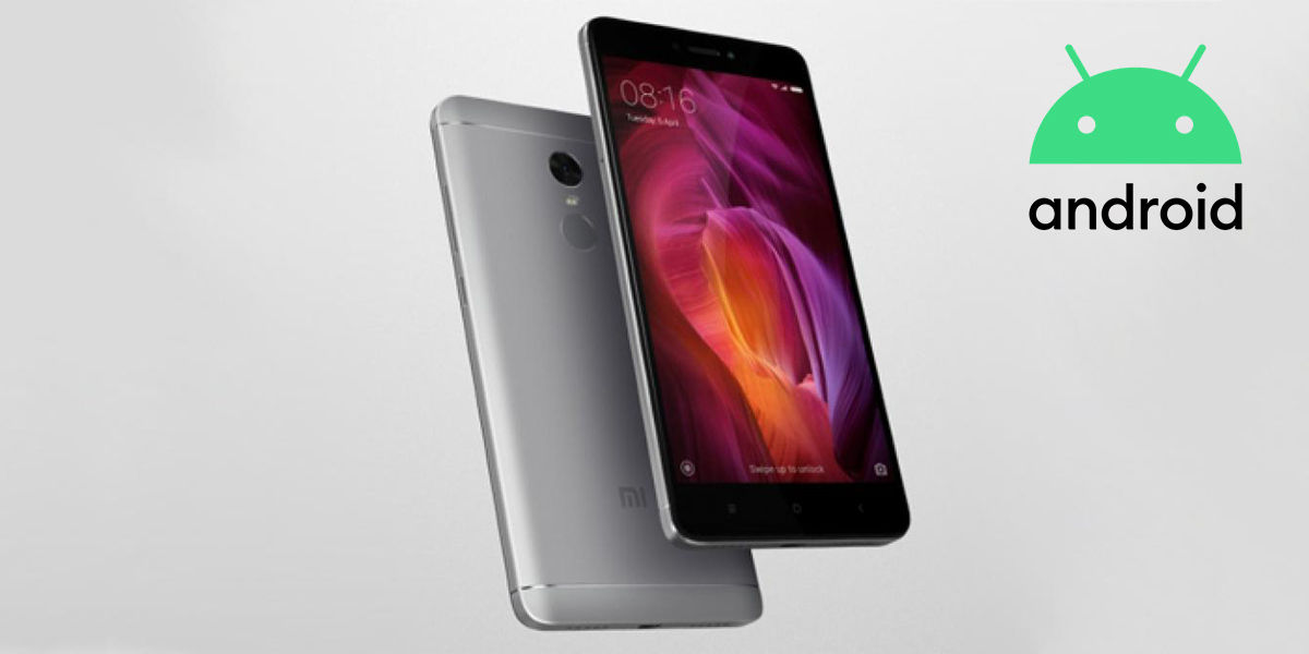 redmi note 4 android 10
