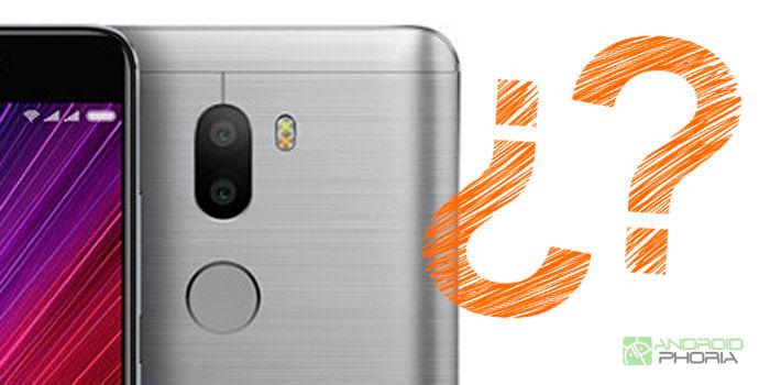 Xiaomi Redmi Note 5 cámara dual filtración