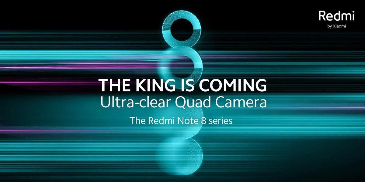 redmi note 8 lanzamiento oficial