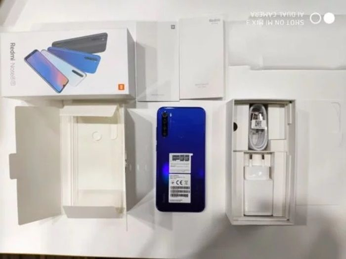 redmi note 8t unboxing