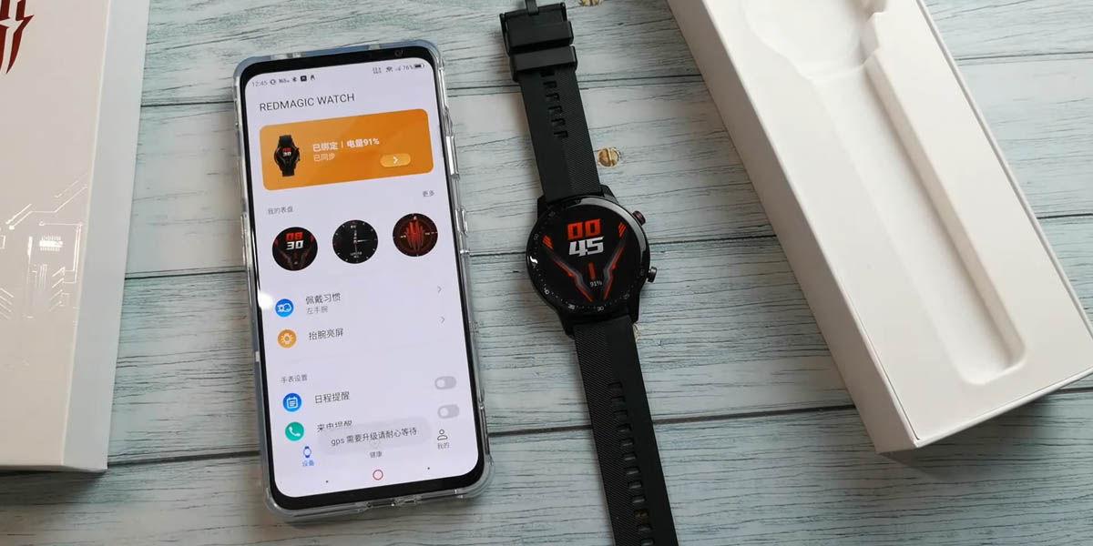 redmi watch sensores y funciones