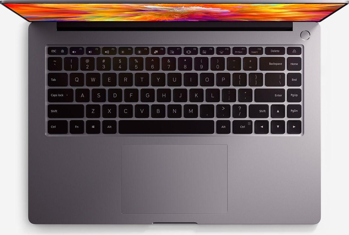 redmibook 15 pro teclado
