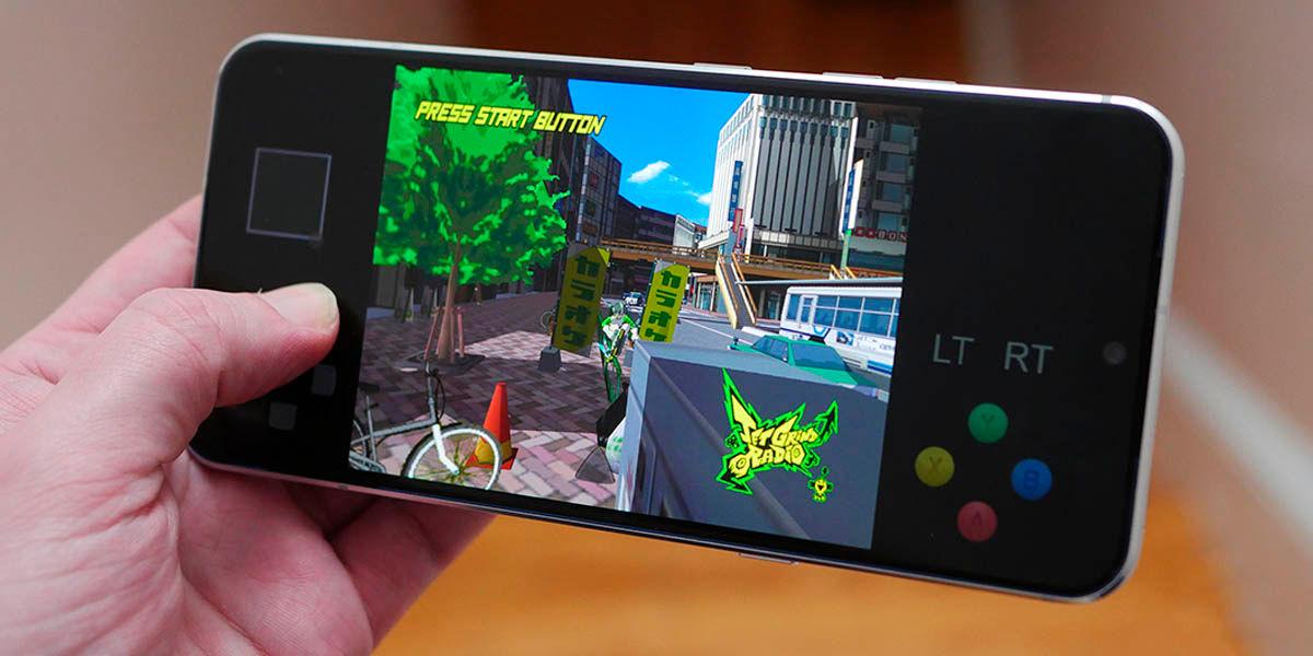 reicast emulador dreamcast android