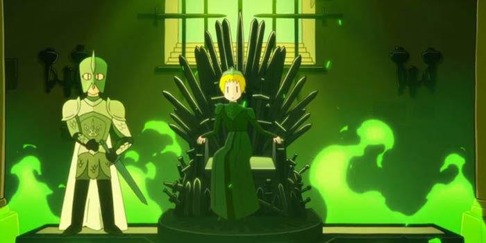 reigns cersei