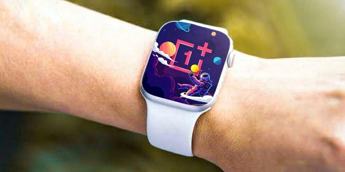 reloj inteligente de oneplus