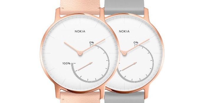 reloj nokia steel limited edition