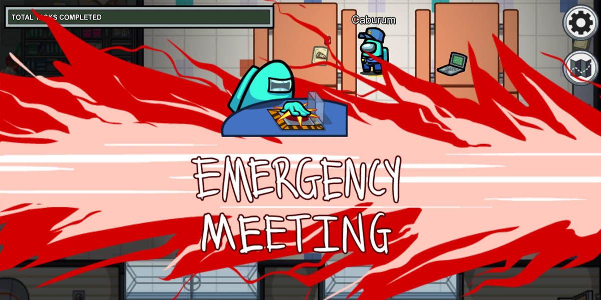 reportar emergencia among us