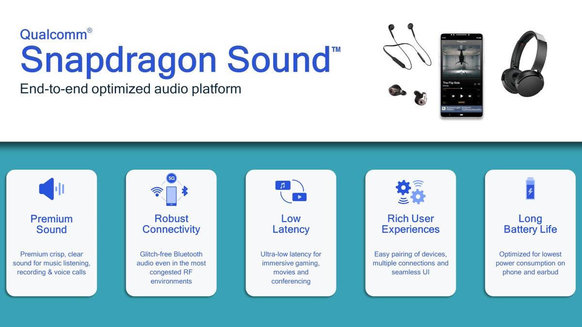 requisitos certificación snapdragon sound