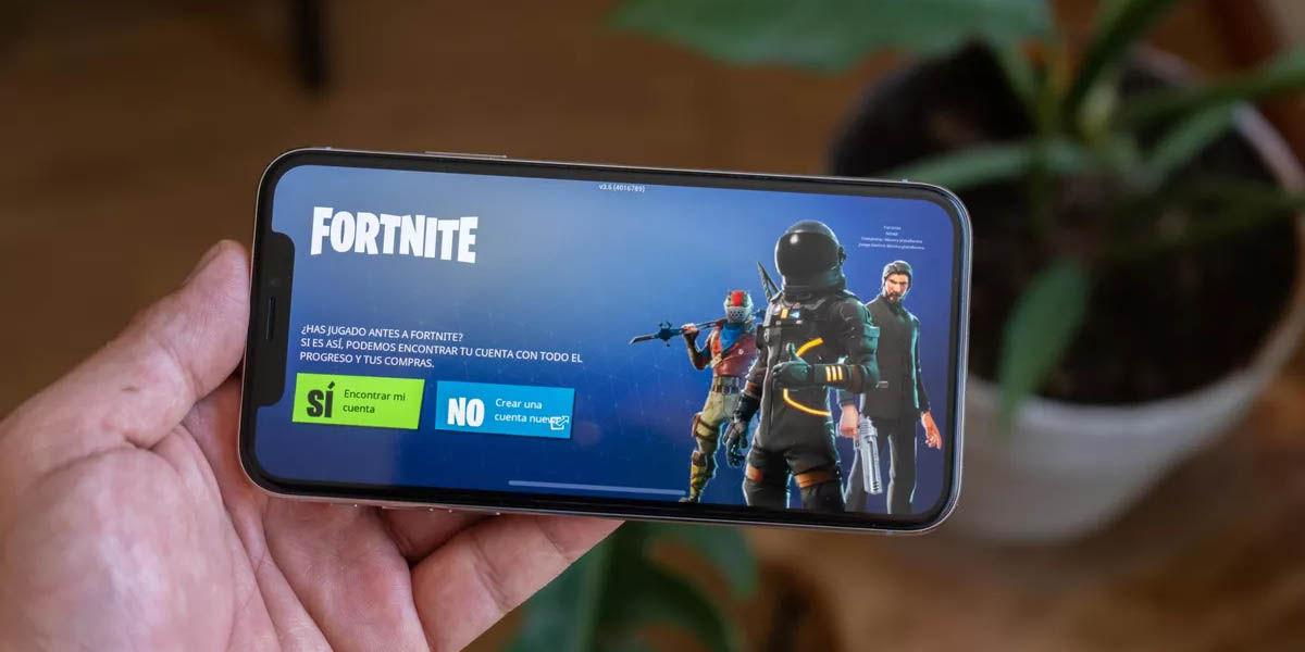 requisitos fortnite móvil