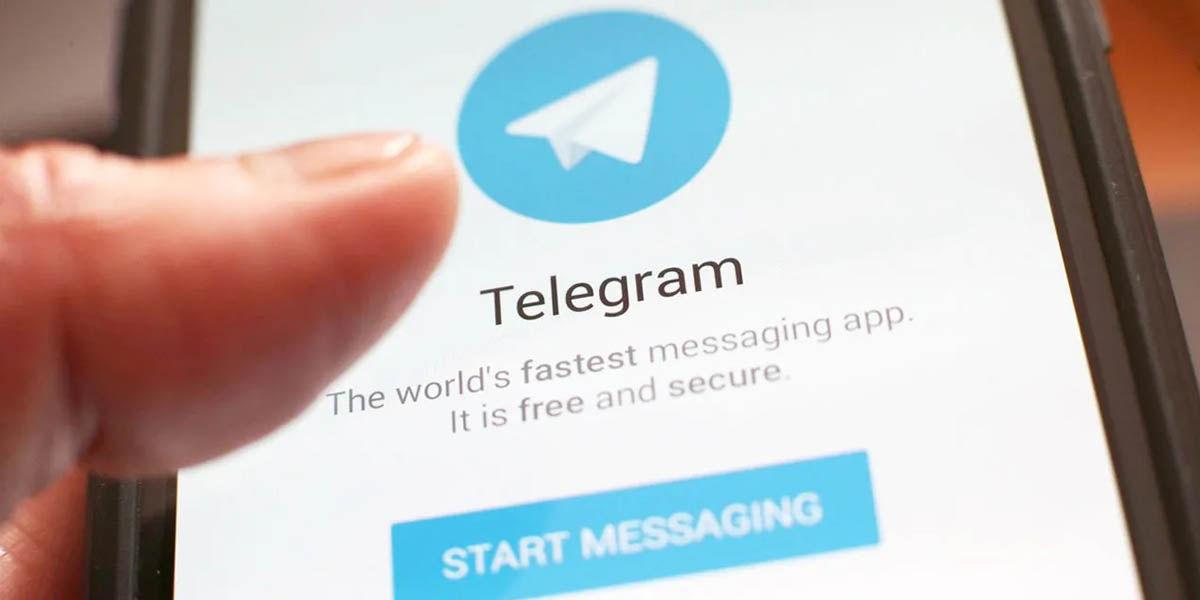 requisitos telegram