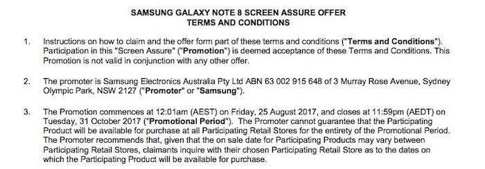 reservar galaxy note 8