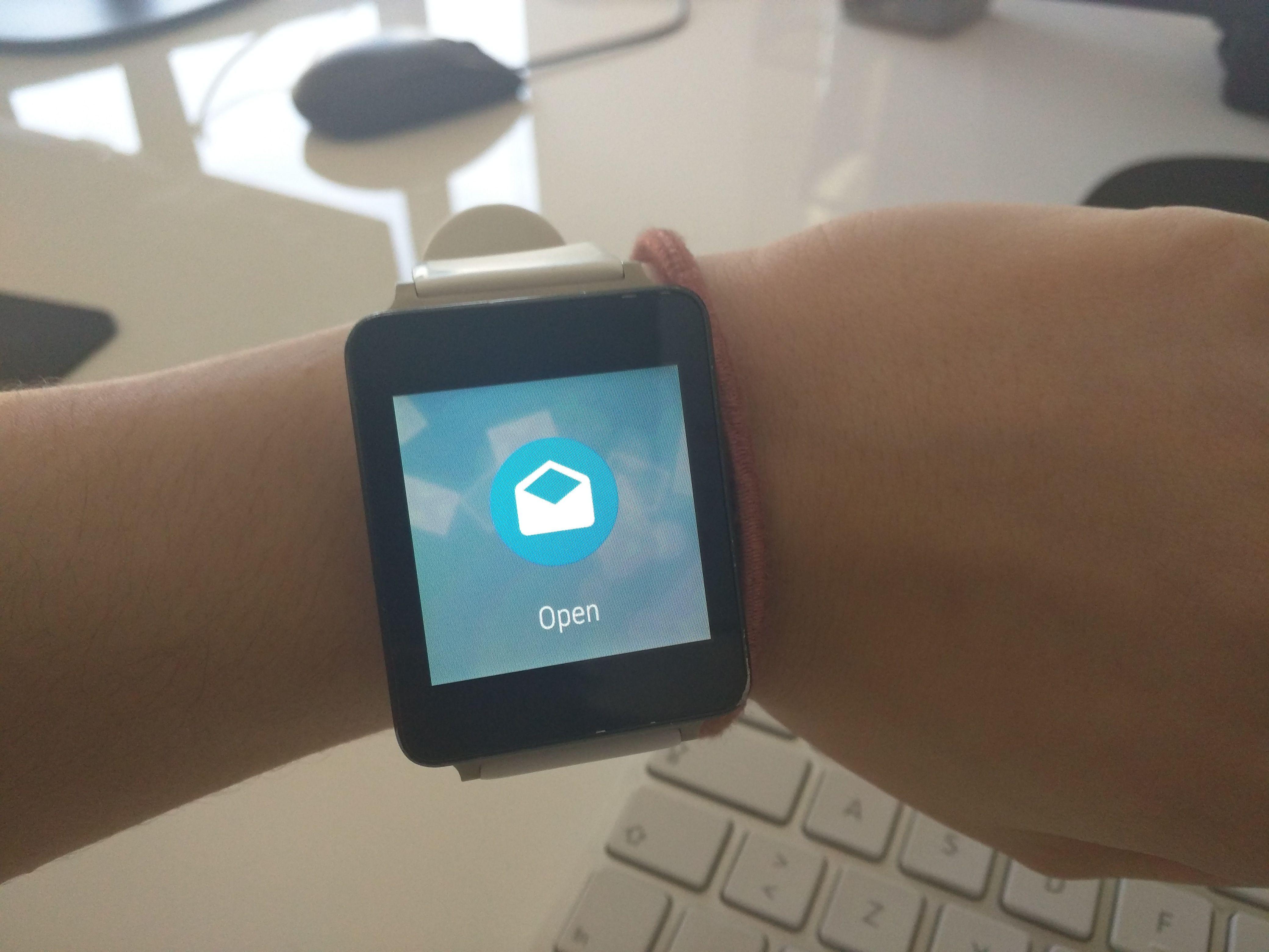 responder-correos-android-wear