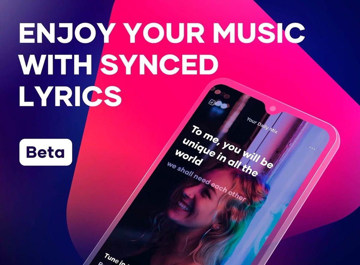 resso servicio de musica en streaming de tiktok