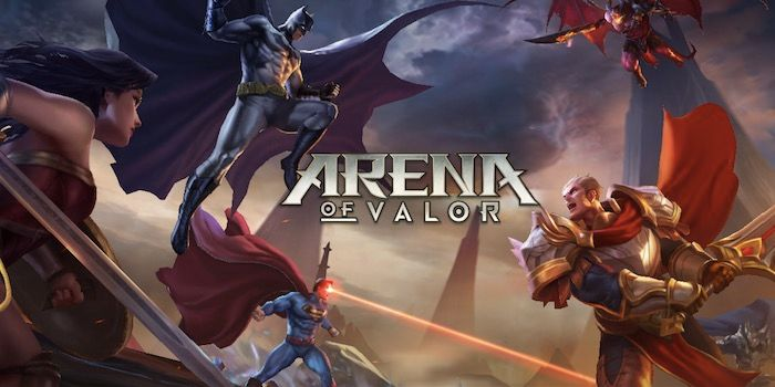 review arena of valor analisis