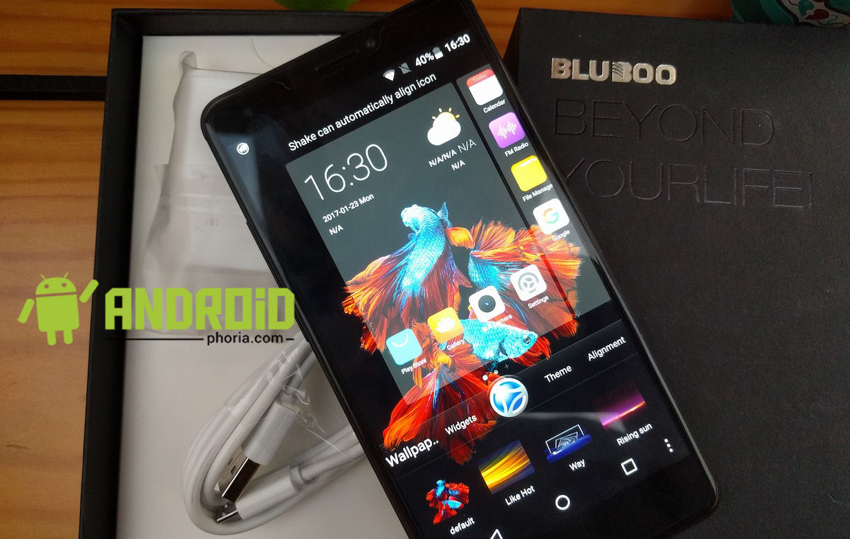 review bluboo dual analisis