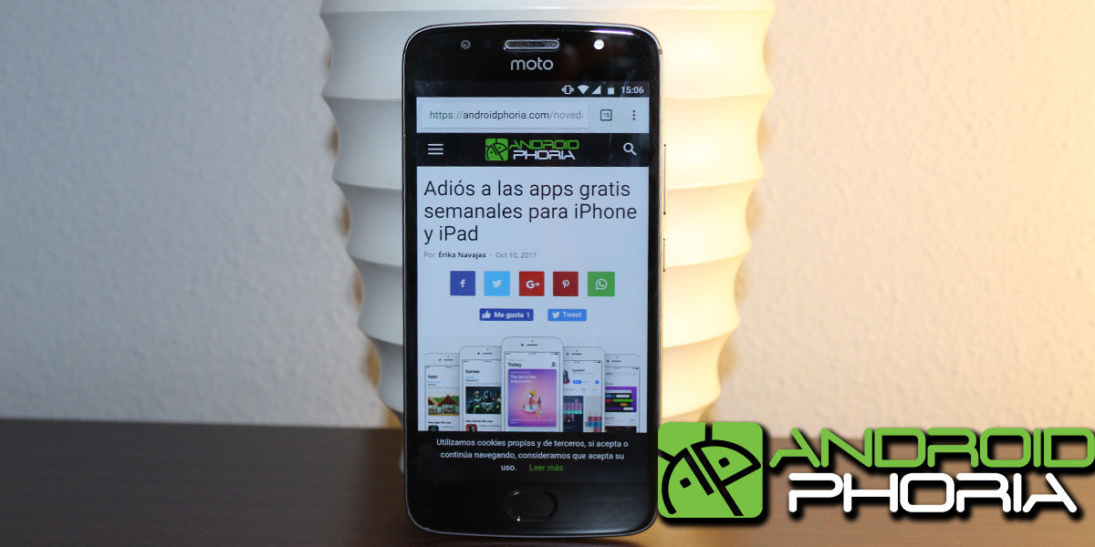 review moto g5s