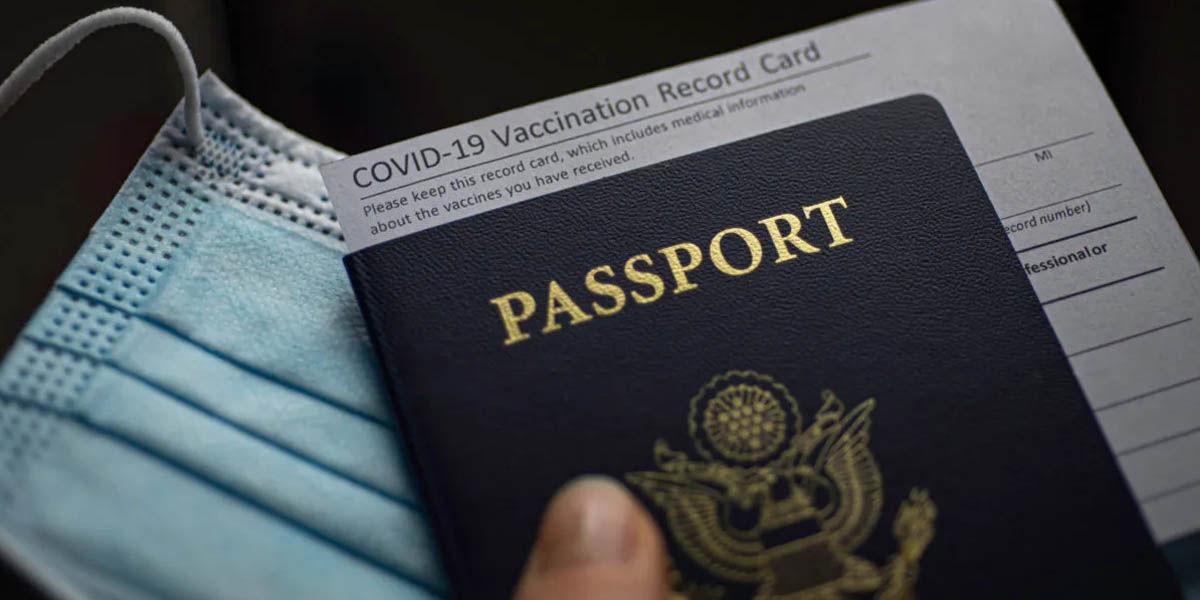 riesgos falsificar pasaporte covid