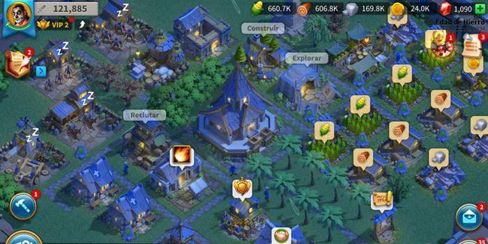 rise of civilizations aldea