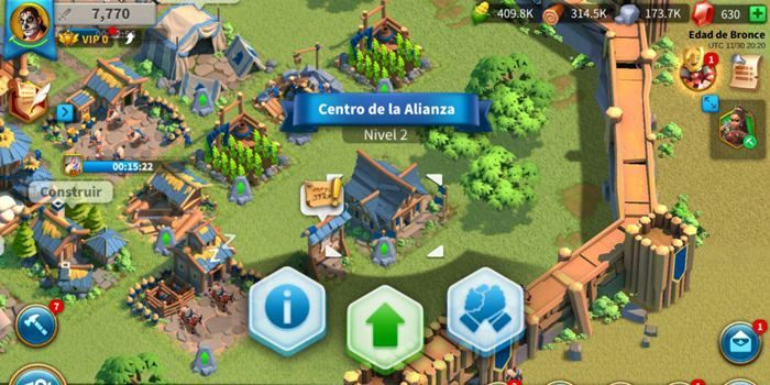 rise of civilizations alianza