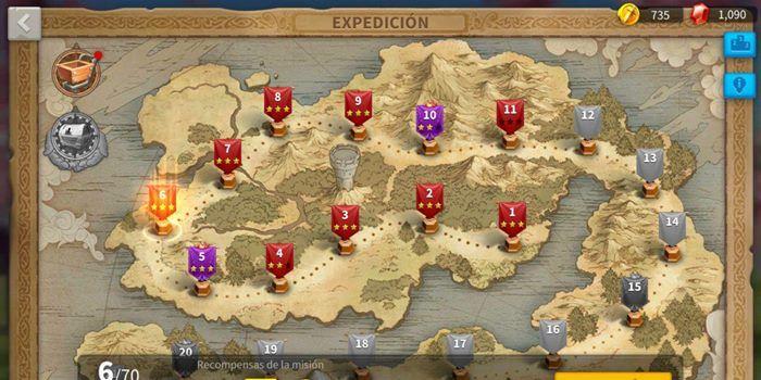 rise of civilizations expedicion