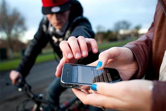 robo de celulares en venezuela
