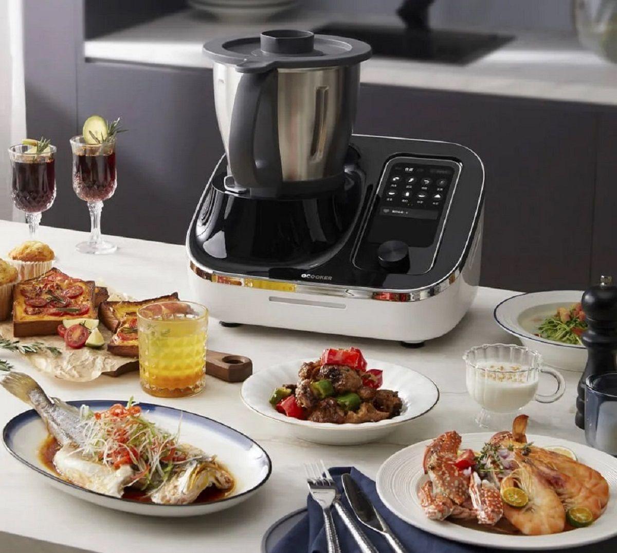 robot cocina xiaomi