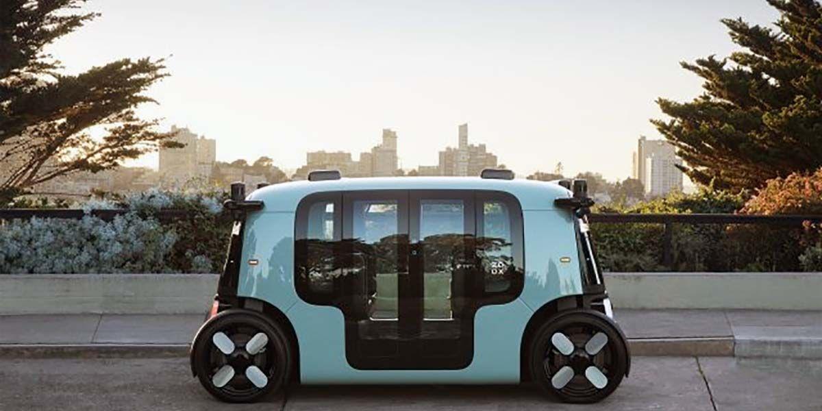 robotaxi amazon zoox empresa lanzamiento taxi autonomo