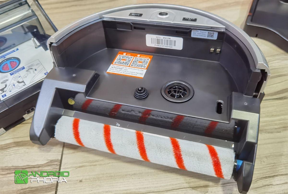 rodillo del iLife shinebot W455