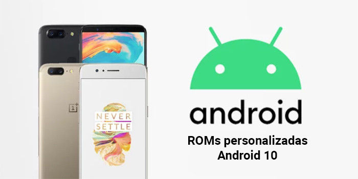 rom personalizada android 10 oneplus