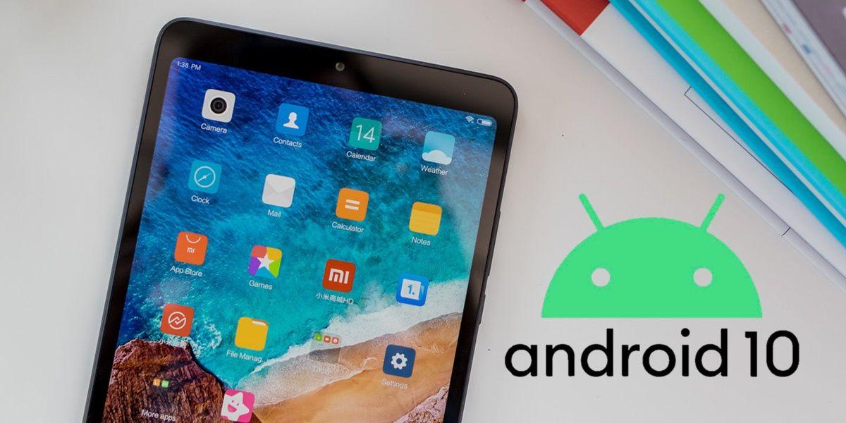 roms android 10 mi pad 4 oneplus 3 3t