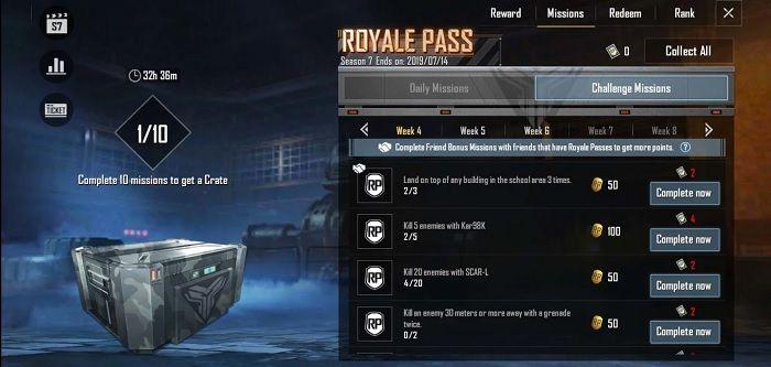 royale pass pubg