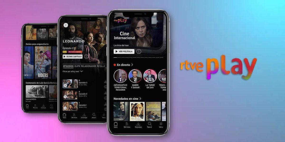 rtve play app