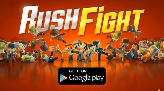 rush fight android