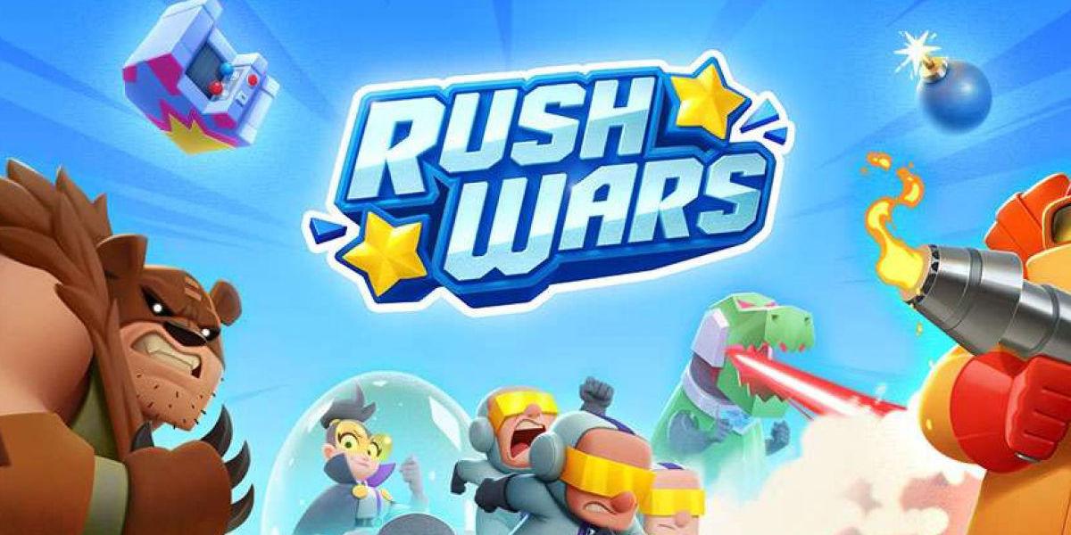 rush wars trucos