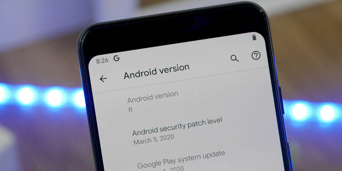 saber si tu móvil actualizará android