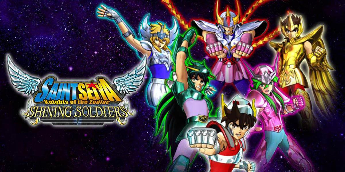 saint seiya shining soldiers personajes estilos de batalla